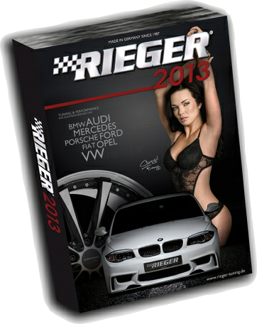 Rieger tuning uk catalogue Retford Nottingham